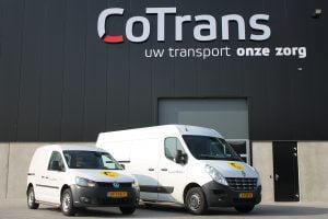 CoTrans Spoed koerier Eindhoven Veldhoven Bus De Kempen